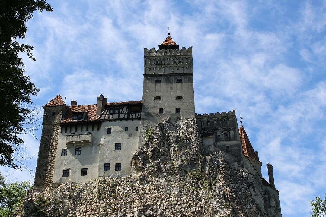 2 - Brasov by train - Bran Castle (Dracula's Castle)
