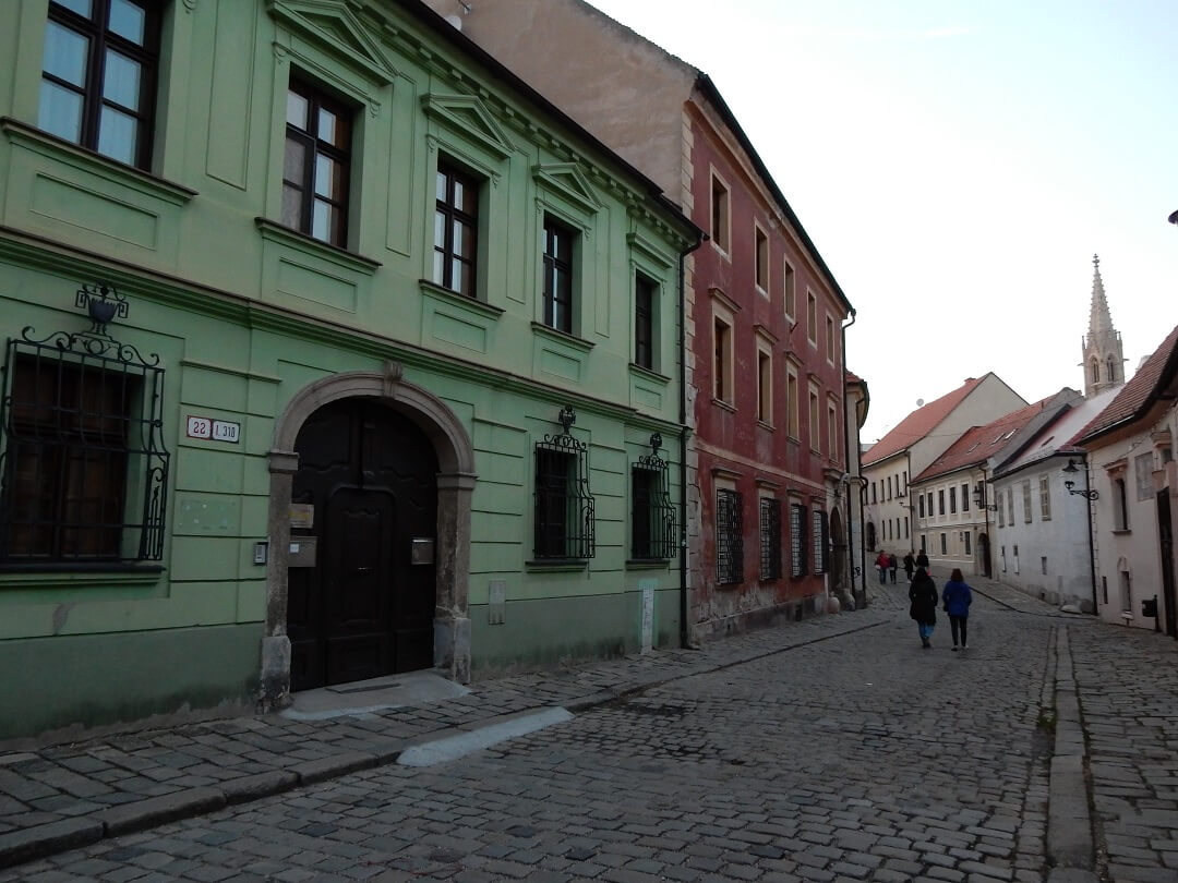 Interrail reservations in Slovakia - Old Town