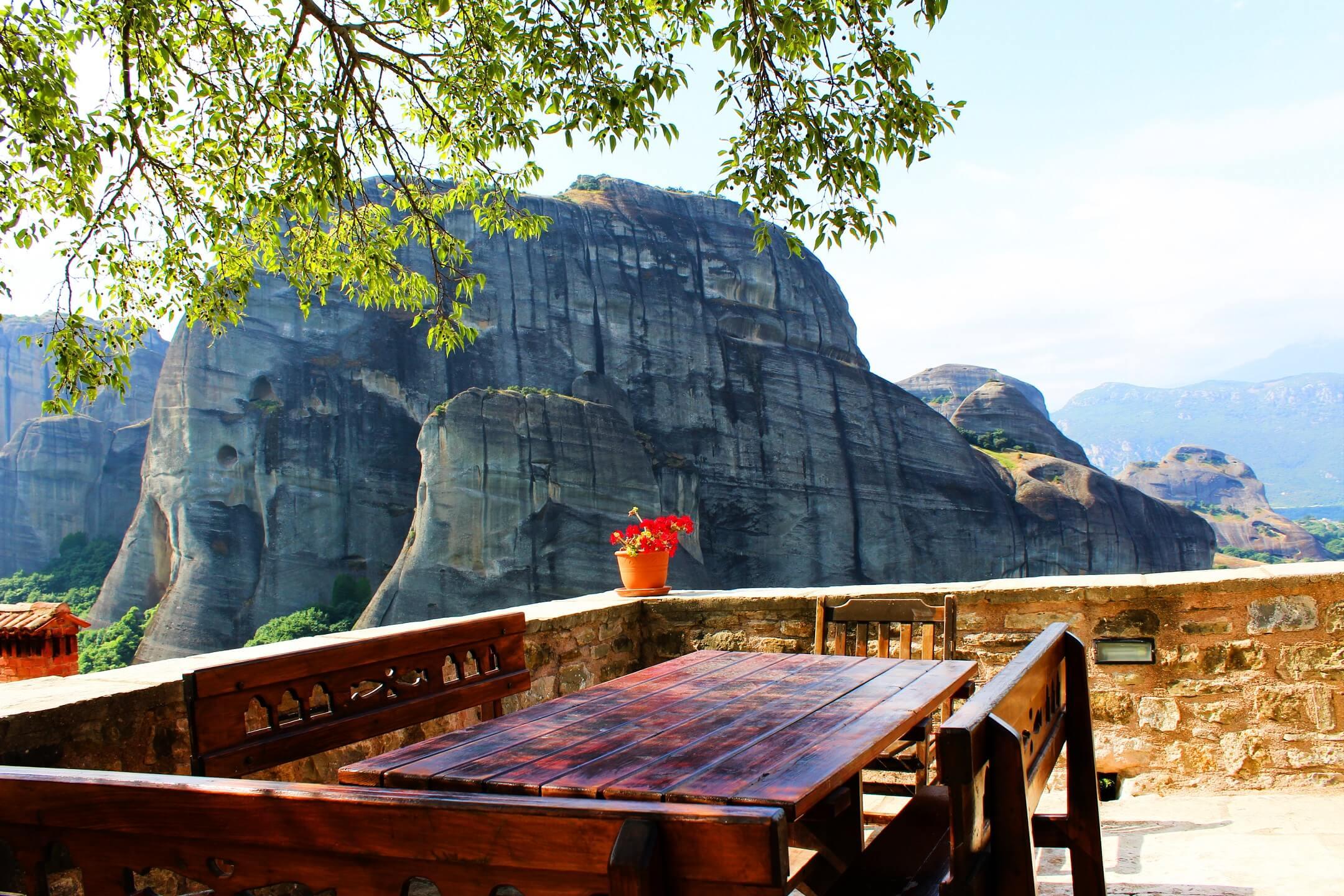 Kambaka by train - A hiking paradise in Greece