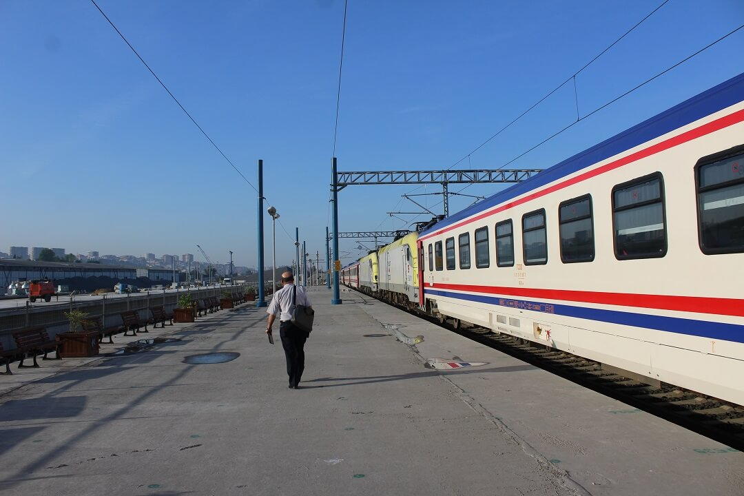 Interrail questions - The famous Bosphorus Express towards Istanbul