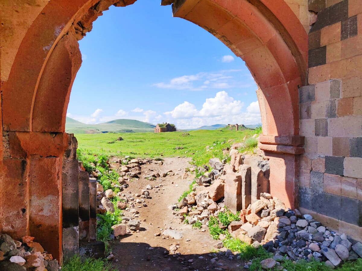 Top 10 must-knows of Georgia - Ani Ruins in Kars