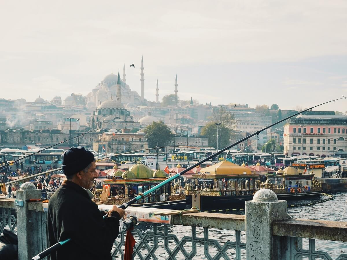 Turkey to Georgia - Istanbul... the capital of the world - Photo by João Marcelo Martins on Unsplash