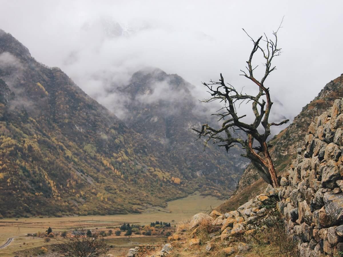 Azerbaijan to Georgia - Underway to the Caucasus - Photo by Ruslan Valeev on Unsplash