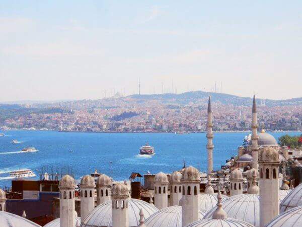 Interrailing - One of the most amazing cities to visit... Istanbul
