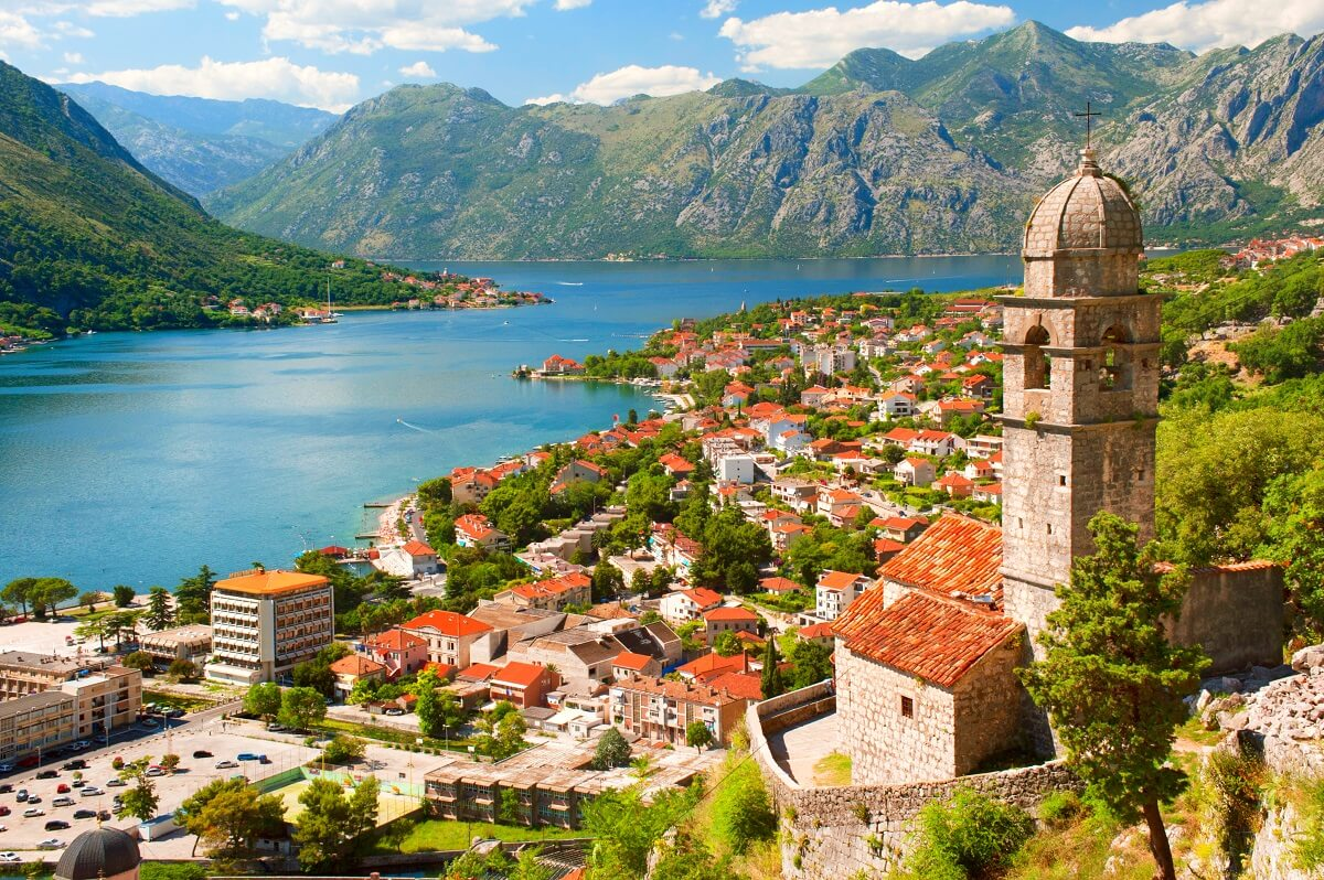 Top 5 things to see in Montenegro - Kotor (Photo Ggia)