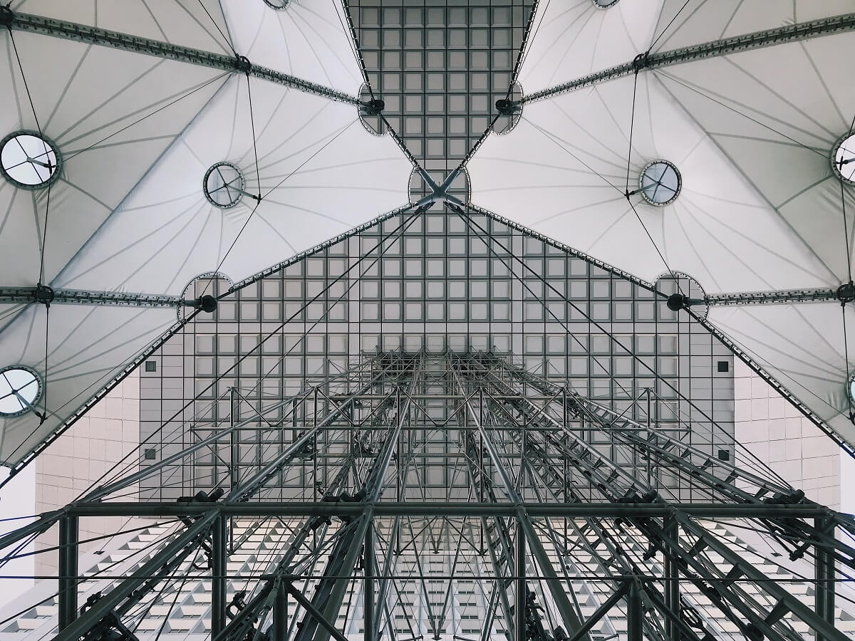 Top 10 unusual things to do in Paris - La Defense - Photo by Henrique on Unsplash