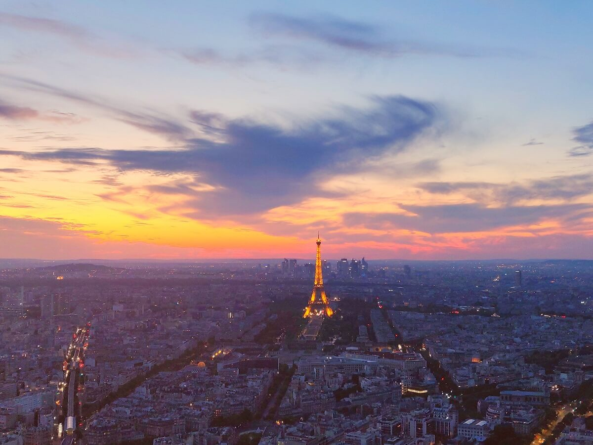 Top 10 unusual things to do in Paris - Montparnasse View