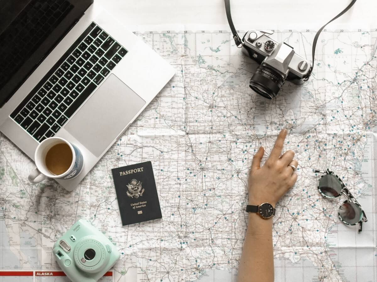 Interrail Guide - Don't forget to pack essentials! - Photo by Element5 Digital on Unsplash