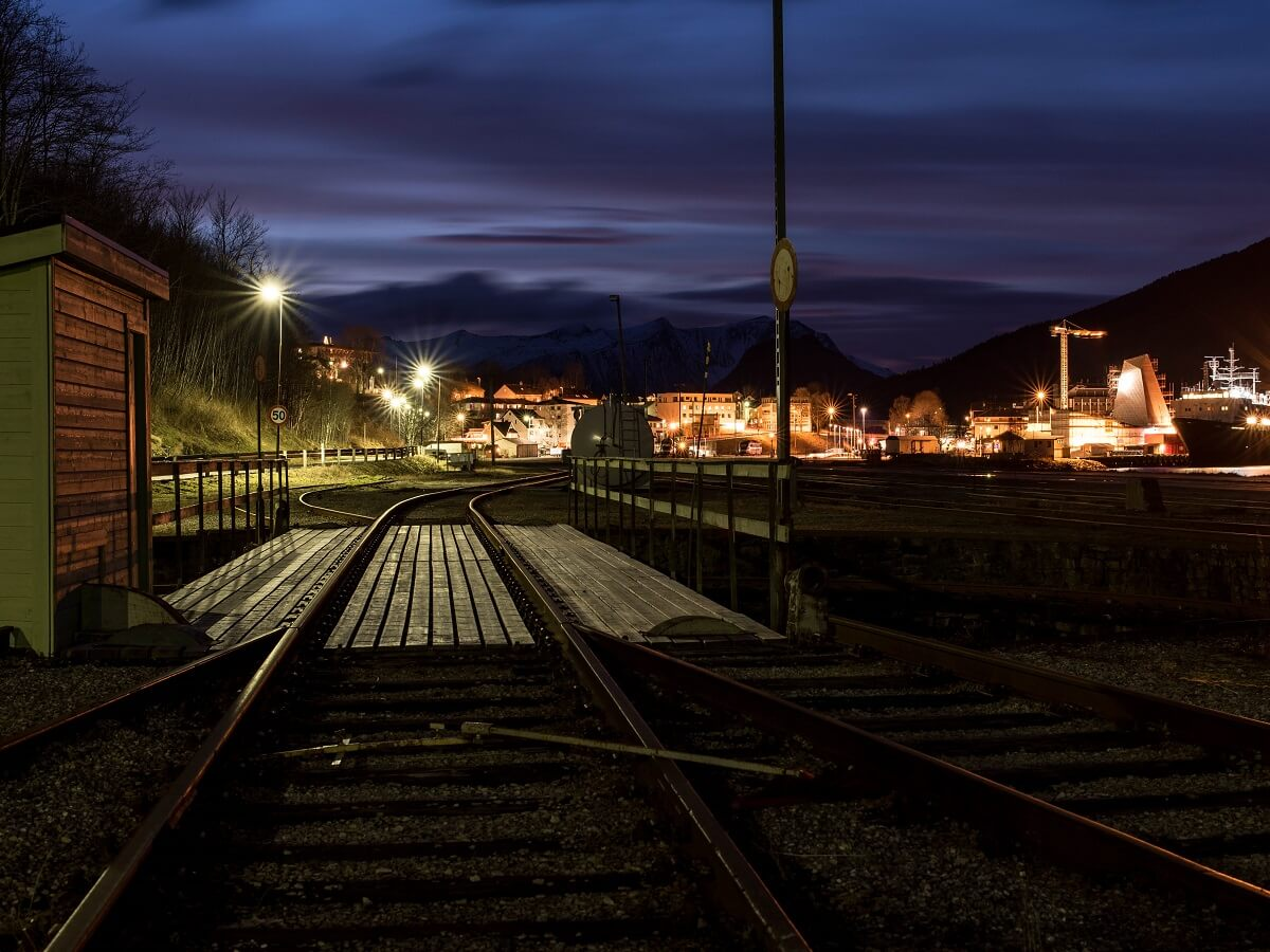 Night Trains in Norway - Åndalsnes Railway - Michael Thuemmler - http://bit.ly/2UTrXxs