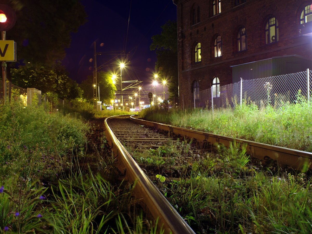Night Trains in Serbia - Always nice with some rails - Carl Drougge - http://bit.ly/39BRSOw